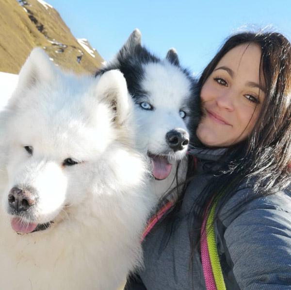 Edith Panero Farano éducatrice médiation animale